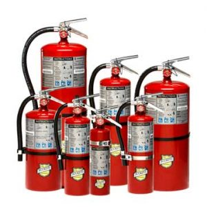 Fire Extinguishers Service