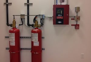 Fire Suppression System Service